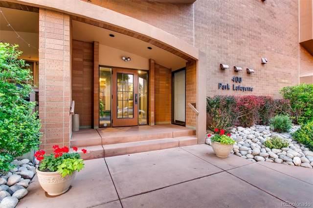 400 S Lafayette Street #301, Denver, CO 80209 (#8401091) :: Colorado Home Finder Realty