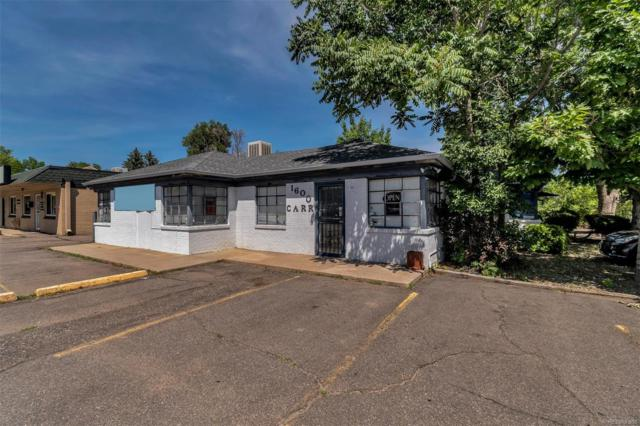 1600 Carr Street, Lakewood, CO 80214 (#8401296) :: Colorado Team Real Estate
