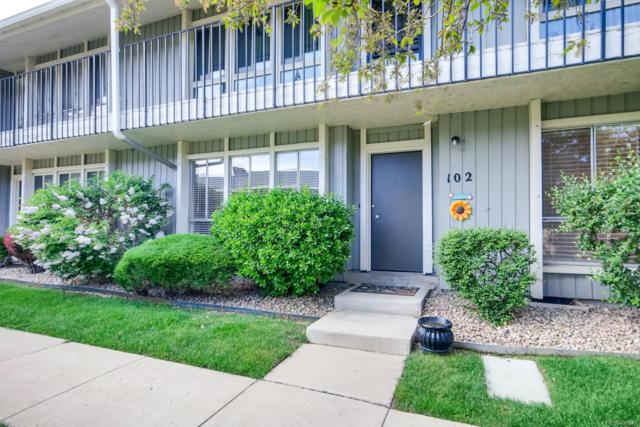 6495 E Happy Canyon Road #102, Denver, CO 80237 (#8401643) :: The City and Mountains Group