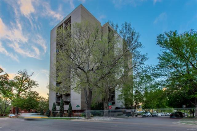 1433 N Williams Street #602, Denver, CO 80218 (#8401722) :: The Galo Garrido Group