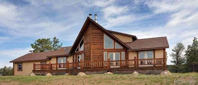 2100 County Road 310, Westcliffe, CO 81252 (#8401739) :: The DeGrood Team