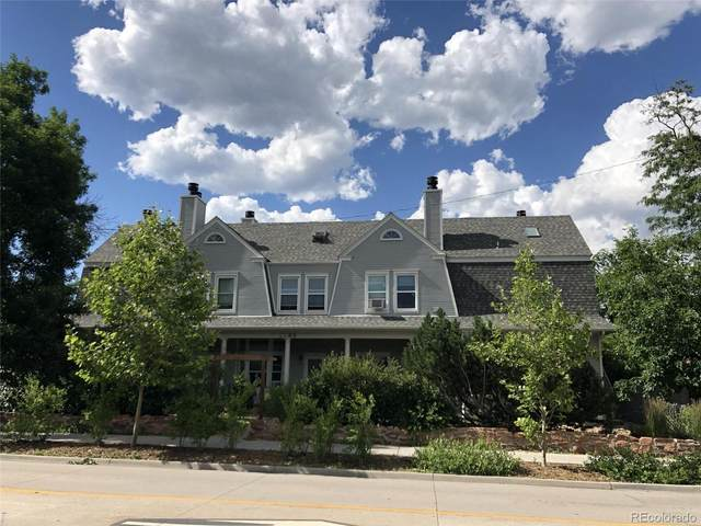 2205 Arapahoe Avenue #12, Boulder, CO 80302 (#8401769) :: The Brokerage Group