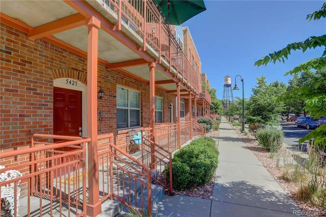 5425 Water Tower Promenade, Arvada, CO 80002 (#8401869) :: The DeGrood Team
