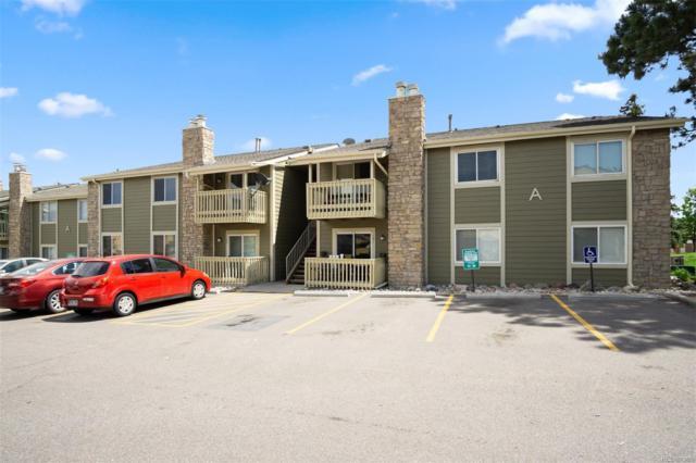 4400 S Quebec Street A202, Denver, CO 80237 (MLS #8401926) :: Kittle Real Estate