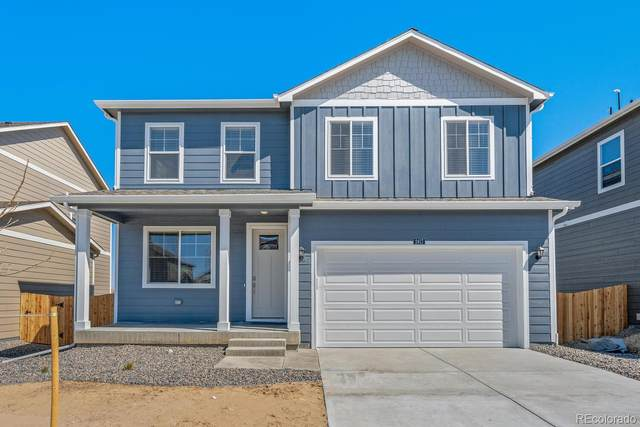 2240 Mountain Sky Drive, Fort Lupton, CO 80621 (#8402057) :: The Griffith Home Team
