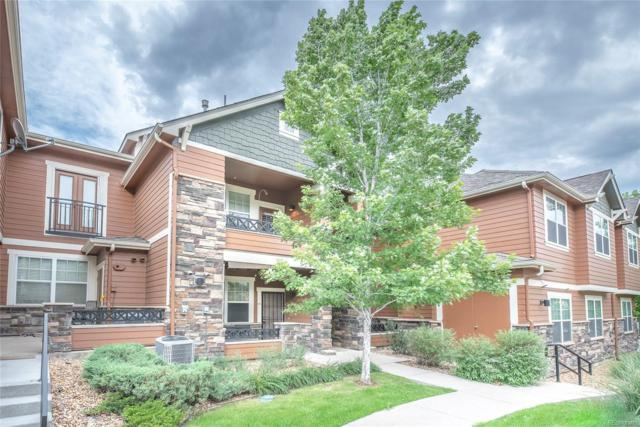 7130 Simms Street #207, Arvada, CO 80004 (MLS #8402172) :: Bliss Realty Group