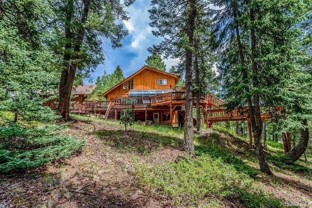 9470 S Warhawk Road, Conifer, CO 80433 (#8402539) :: Berkshire Hathaway Elevated Living Real Estate