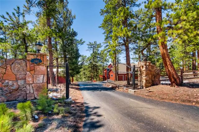 2185 Woodside Drive, Pine, CO 80470 (#8403011) :: Berkshire Hathaway Elevated Living Real Estate