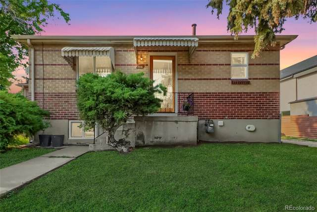 3481 W 37th Avenue, Denver, CO 80211 (#8403148) :: Venterra Real Estate LLC