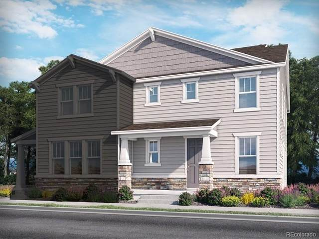 4574 S Kipling Circle, Denver, CO 80127 (#8403165) :: Venterra Real Estate LLC