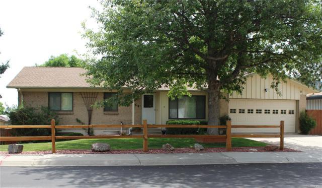 2168 S Xenophon Street, Lakewood, CO 80228 (#8403389) :: The Galo Garrido Group