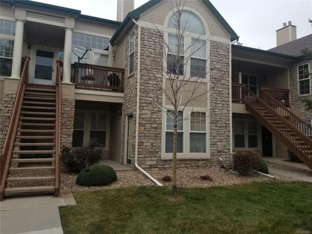 4005 S Dillon Way #102, Aurora, CO 80014 (#8403424) :: The Sold By Simmons Team