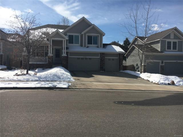 11693 Whooping Crane Drive, Parker, CO 80134 (#8403430) :: The HomeSmiths Team - Keller Williams