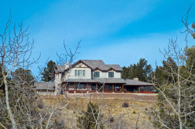 4687 W Highway 24 Highway, Florissant, CO 80816 (#8403472) :: The Pete Cook Home Group