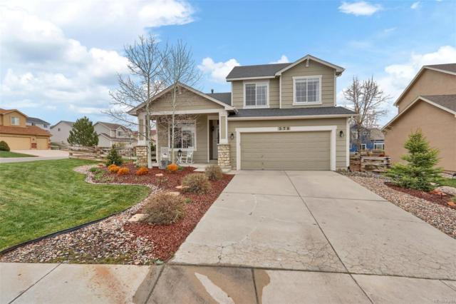 578 Oxbow Drive, Monument, CO 80132 (MLS #8404425) :: 8z Real Estate