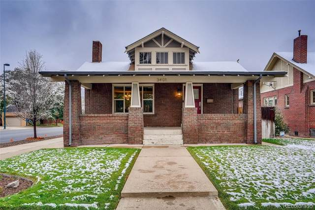 3401 N Vine Street, Denver, CO 80205 (MLS #8404489) :: 8z Real Estate