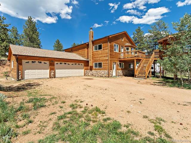 33 Mary's Lane, Bailey, CO 80421 (#8404880) :: Colorado Home Finder Realty