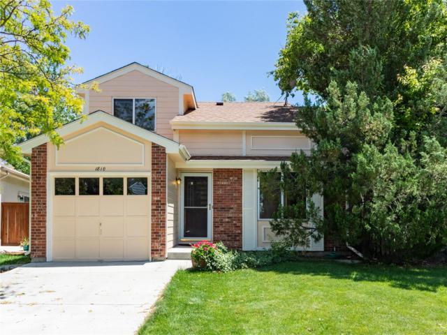 1810 Rice Street, Longmont, CO 80501 (MLS #8405292) :: 8z Real Estate
