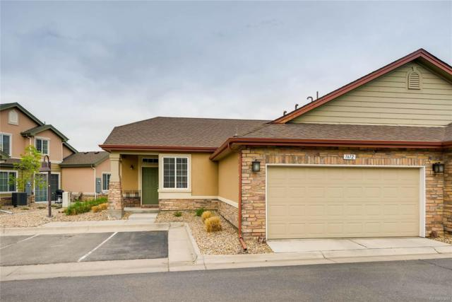 1612 Fraser Court, Aurora, CO 80011 (#8405350) :: The Griffith Home Team