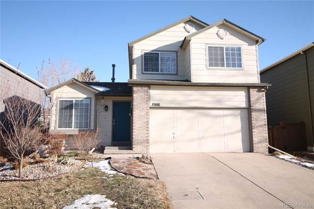10616 Hyacinth Court, Highlands Ranch, CO 80129 (MLS #8405805) :: Keller Williams Realty