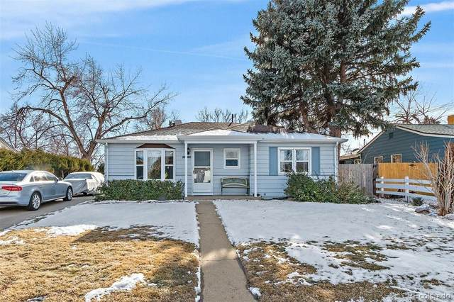 8380 W 59th Avenue, Arvada, CO 80004 (#8406086) :: My Home Team