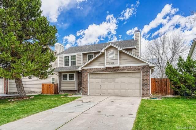 5508 E Prescott Avenue, Castle Rock, CO 80104 (#8406399) :: Chateaux Realty Group