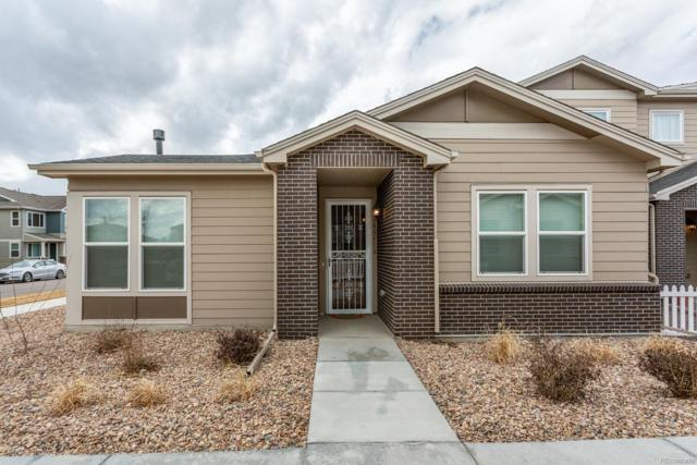 15511 W 64th Place A, Arvada, CO 80007 (MLS #8406470) :: Keller Williams Realty