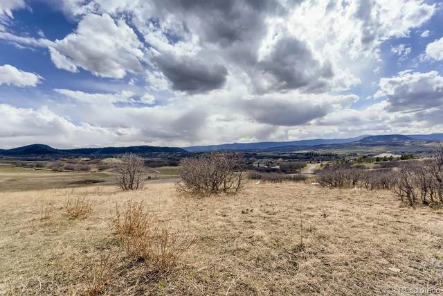 3165 Topside Drive, Castle Rock, CO 80104 (#8406477) :: Mile High Luxury Real Estate