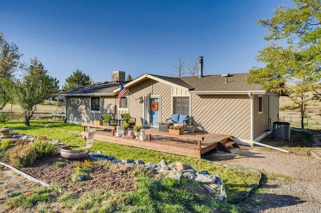 3282 Pikes Peak Road, Parker, CO 80138 (MLS #8406478) :: 8z Real Estate