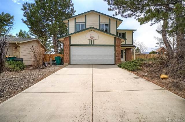 9642 W Walden Avenue, Littleton, CO 80128 (#8406591) :: Finch & Gable Real Estate Co.