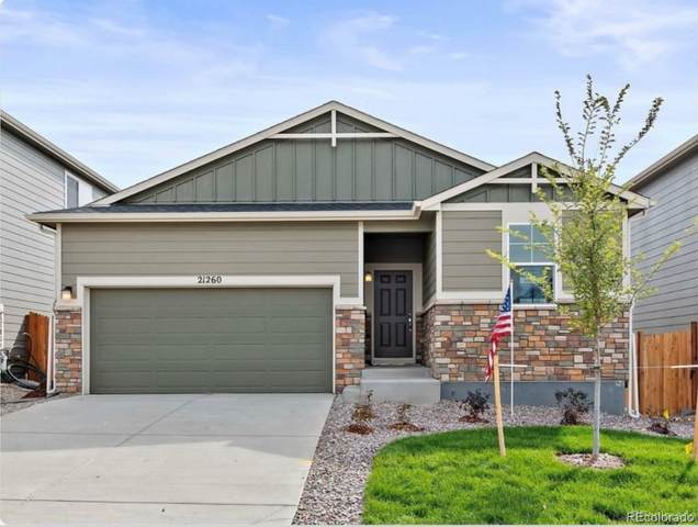 21260 E Princeton Place, Aurora, CO 80013 (#8406625) :: Berkshire Hathaway HomeServices Innovative Real Estate