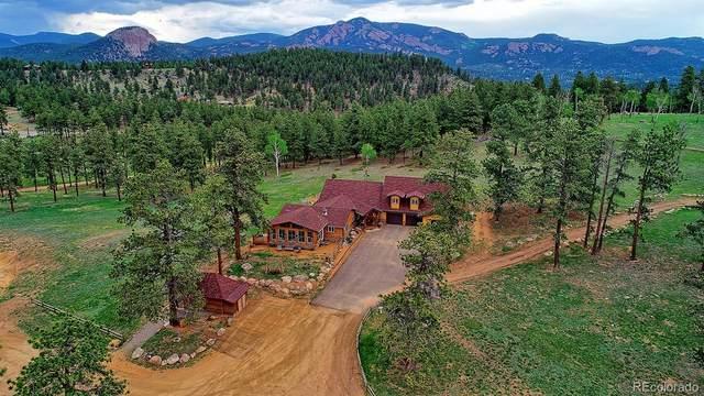 2290 Nova Road, Pine, CO 80470 (MLS #8406731) :: 8z Real Estate