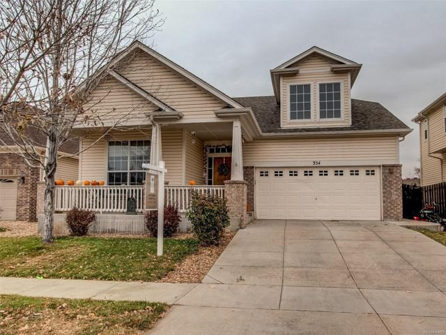 354 Tumbleweed Drive, Brighton, CO 80601 (#8407046) :: The Peak Properties Group