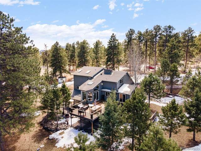 24907 Stanley Park Road, Evergreen, CO 80439 (#8407415) :: The Healey Group