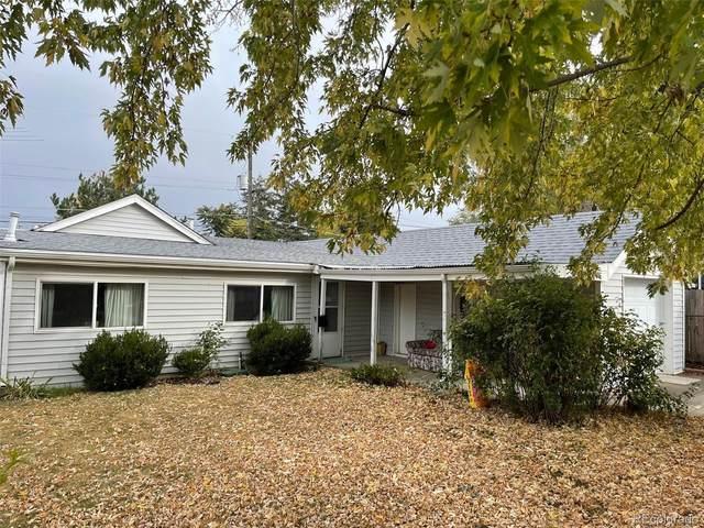 1052 S Newton Street, Denver, CO 80219 (#8407457) :: The Griffith Home Team
