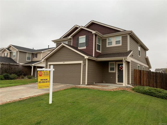 894 Willow Drive, Lochbuie, CO 80603 (#8407466) :: The Galo Garrido Group