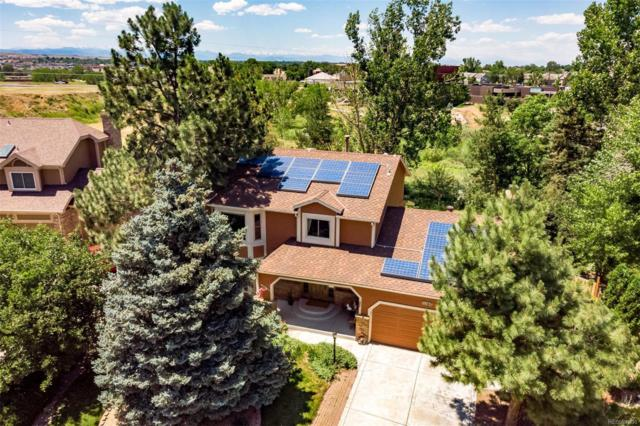 11160 Cambridge Court, Parker, CO 80138 (MLS #8407816) :: 8z Real Estate