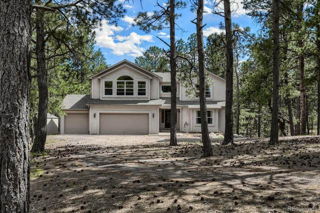 9625 Hardin Road, Colorado Springs, CO 80908 (MLS #8407973) :: 8z Real Estate