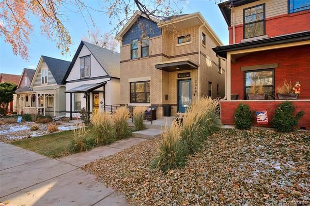 3346 W Hayward Place, Denver, CO 80211 (#8408700) :: The DeGrood Team