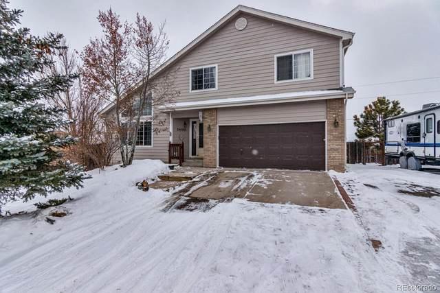 34102 Prairie Loop, Elizabeth, CO 80107 (MLS #8408942) :: 8z Real Estate
