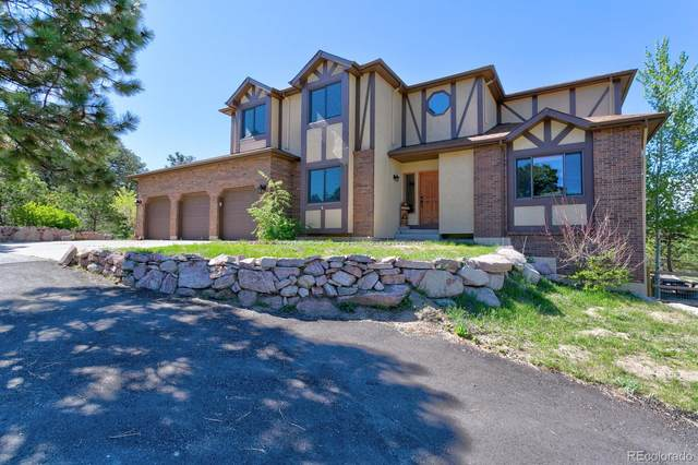 65 Pontiac Loop, Monument, CO 80132 (#8409104) :: The Harling Team @ Homesmart Realty Group