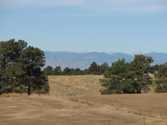 00008 Shadow Pines Road, Parker, CO 80138 (#8409990) :: Compass Colorado Realty