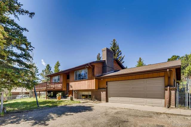 30420 Chestnut Drive, Evergreen, CO 80439 (#8410487) :: The Colorado Foothills Team | Berkshire Hathaway Elevated Living Real Estate
