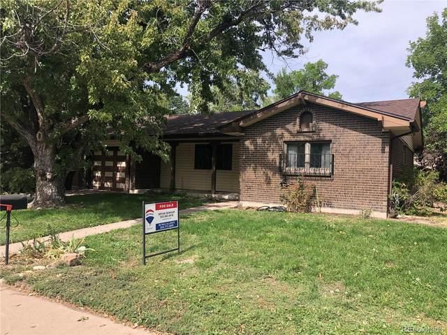 7085 E Colorado Avenue, Denver, CO 80224 (MLS #8410624) :: 8z Real Estate