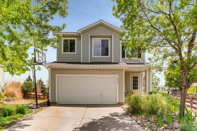 7574 Brown Bear Court, Littleton, CO 80125 (MLS #8410763) :: 8z Real Estate