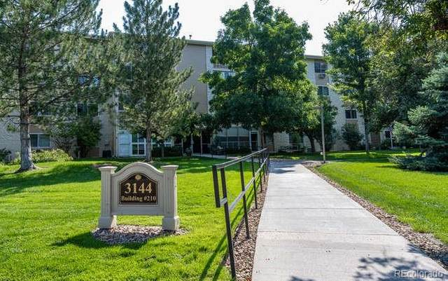 3144 S Wheeling Way #306, Aurora, CO 80014 (#8411127) :: Venterra Real Estate LLC