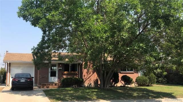 5770 S Julian Street, Littleton, CO 80123 (MLS #8411170) :: 8z Real Estate