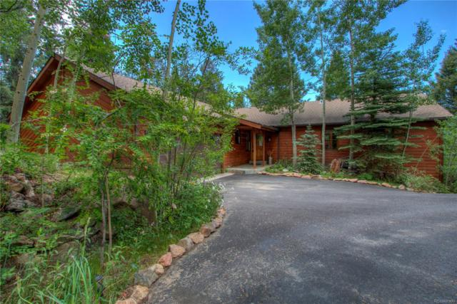 30834 Kings Valley Drive, Conifer, CO 80433 (#8411576) :: The Griffith Home Team