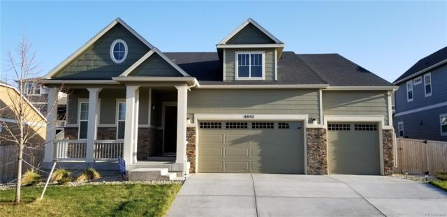 4842 E 142nd Place, Thornton, CO 80602 (#8411913) :: The Pete Cook Home Group