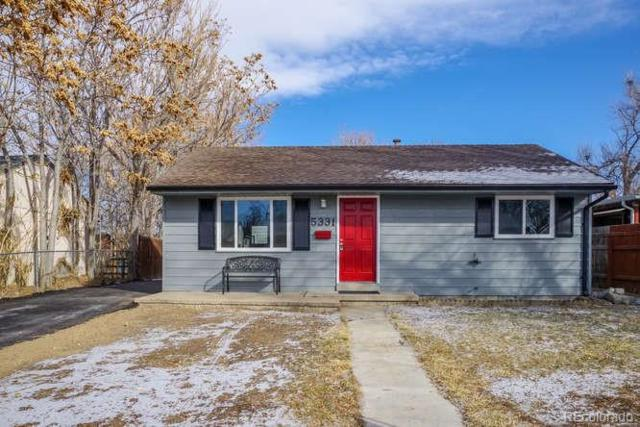 5331 E 65th Way, Commerce City, CO 80022 (#8411965) :: The DeGrood Team